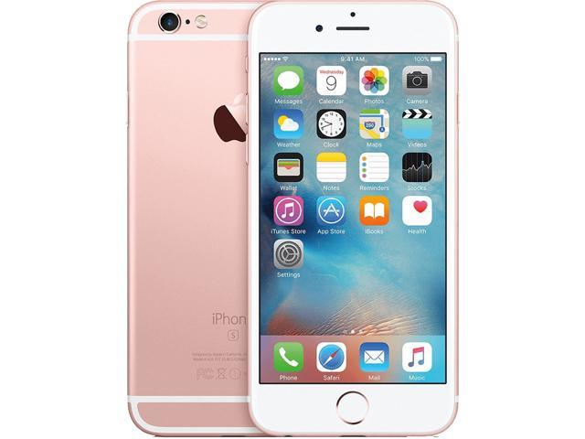 Refurbished: Apple iPhone 6s Plus 4G LTE A GRADE Unlocked