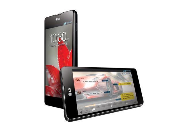 LG Optimus G E970 4G LTE 16GB Unlocked GSM Android Phone 4 7
