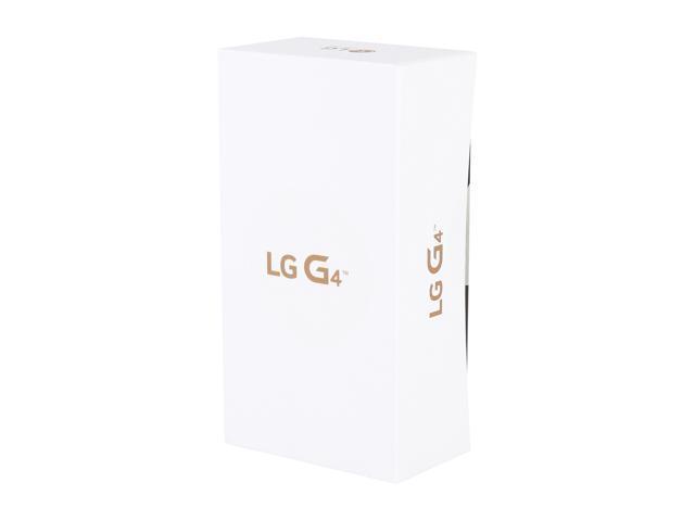 LG G4 Black Leather 32GB Unlocked Smartphone - Newegg com