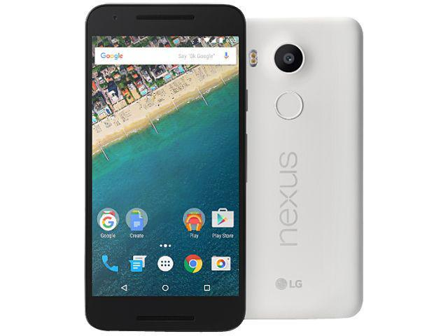 LG Nexus 5X 5.2