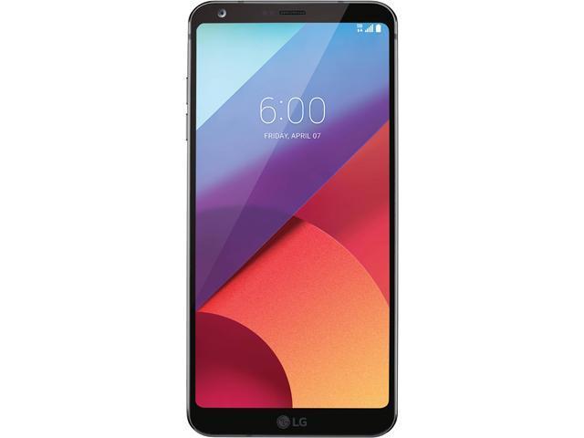 "LG G6 H872 4G LTE T-Mobile Unlocked Cell Phone 5.7"" Black 32GB 4GB RAM"