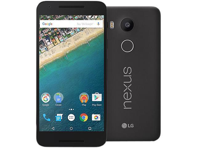 LG Nexus 5X H790 32GB 4G LTE Unlocked Cell Phone, Grade A 5 2