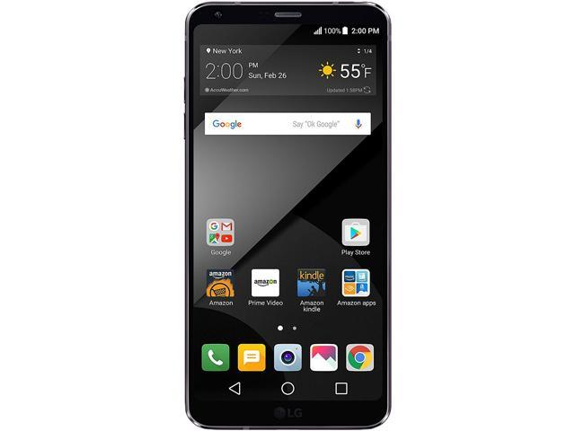LG G6 PLUS H870DSU Unlocked GSM Smartphone International Version (5 7