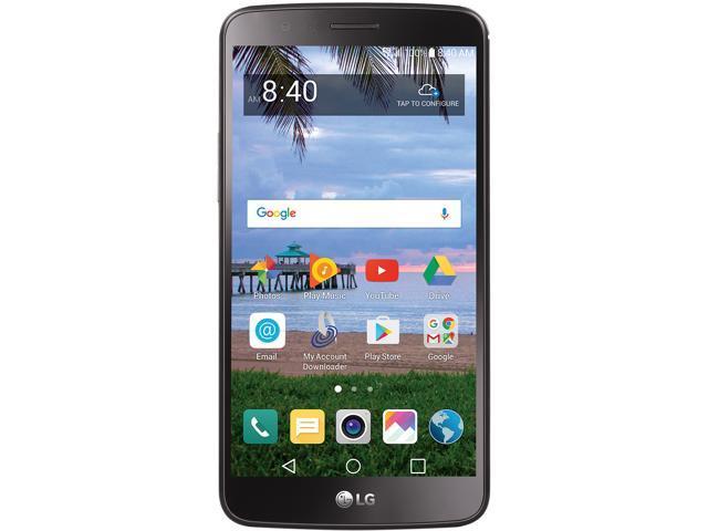 TracFone LG Stylo 3 4G LTE Prepaid Smartphone - Newegg com