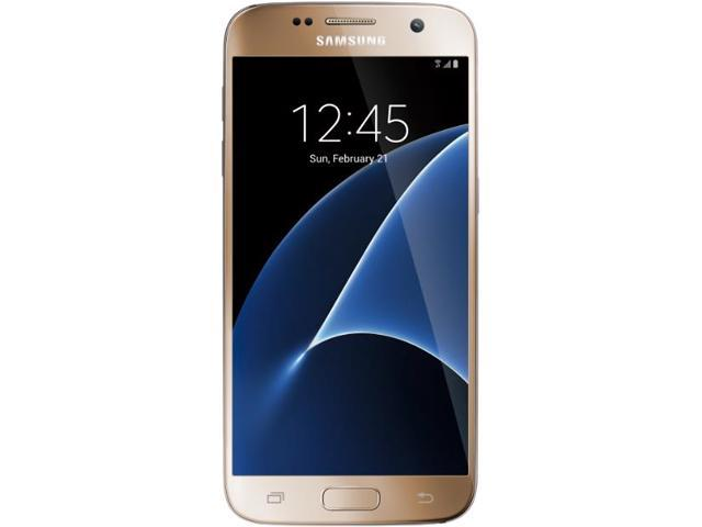Samsung Galaxy S7 Unlocked Smart Phone, 5 1