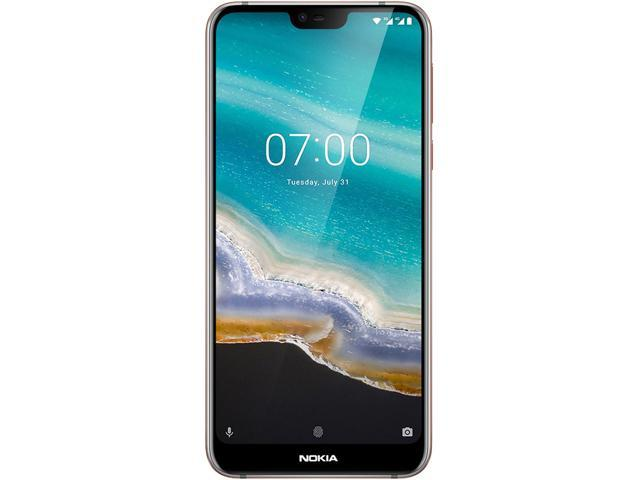 985a2fa58439 Nokia 7.1 4G LTE Unlocked Cell Phone 5.84