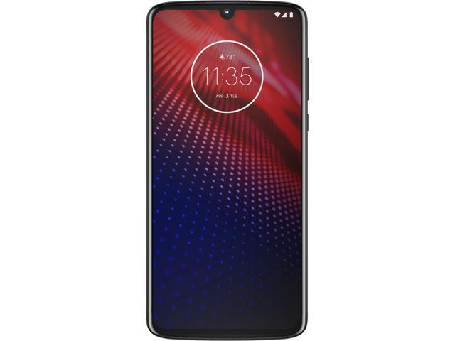 Motorola Moto Z4 4G LTE Unlocked Cell Phone 6 4