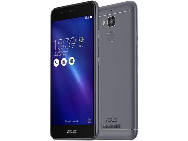 Refurbished: Asus ZenFone 3 MAX ZC520TL 4G LTE Unlocked Cell Phone 5 2