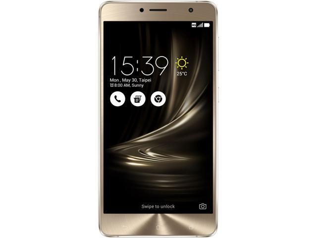 e574b5f75ce4 Asus ZenFone 3 Deluxe 4G LTE Unlocked Cell Phone 5.5