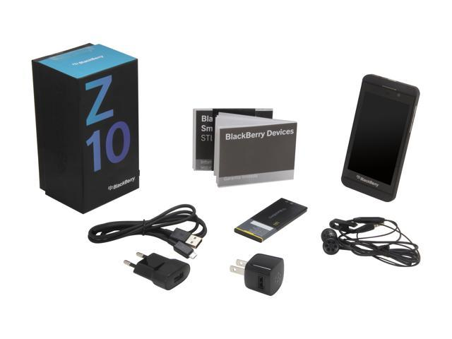 BlackBerry Z10 / RFG81UW 3G 16GB Unlocked Cell Phone 4 2