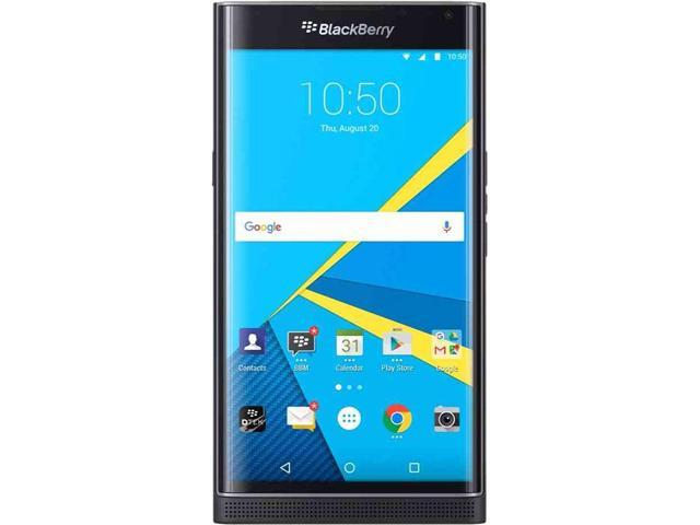BlackBerry Priv STV100-1 Unlocked GSM Slider Android Cell Phone - Black -  Newegg com