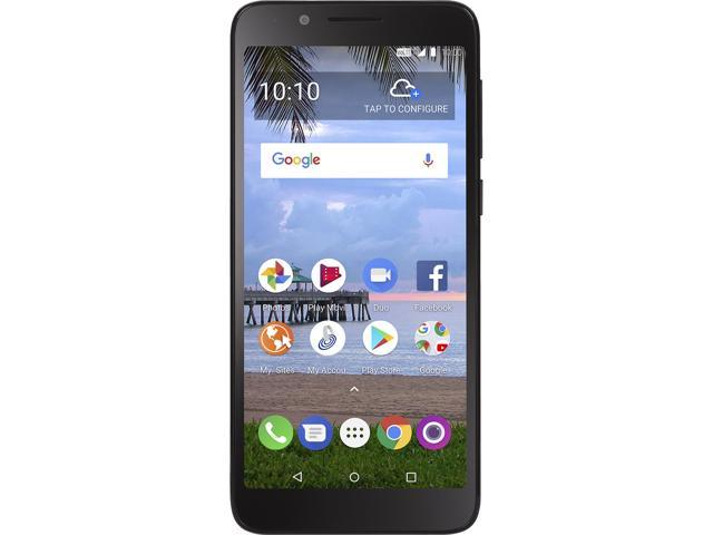 TCL LX A502 TracFone Prepaid Cell Phone - Newegg com