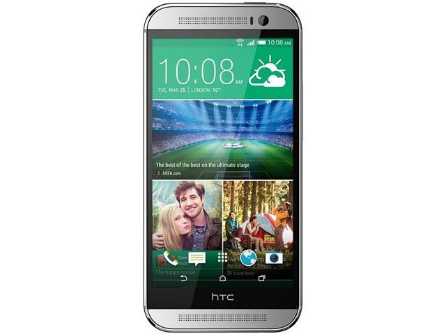 HTC M8X model One M8 16GB Unlocked GSM Android Cell Phone EMEA Version 5