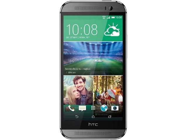 Htc One M8 Bookcase.Htc One M8 6525l 4g Lte Verizon Gsm Unlocked Dual