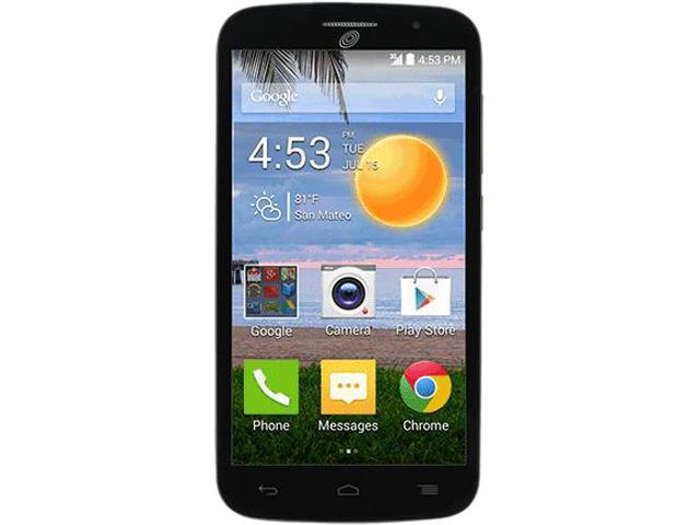 Alcatel Onetouch ICON Pop (A564C) 3G Tracfone Cell Phone with 1200 min  (400min tripled) - Newegg com