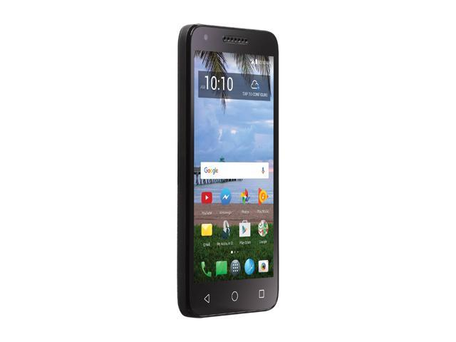 Alcatel Raven A574 Simple Mobile Prepaid Cell Phone - Newegg com