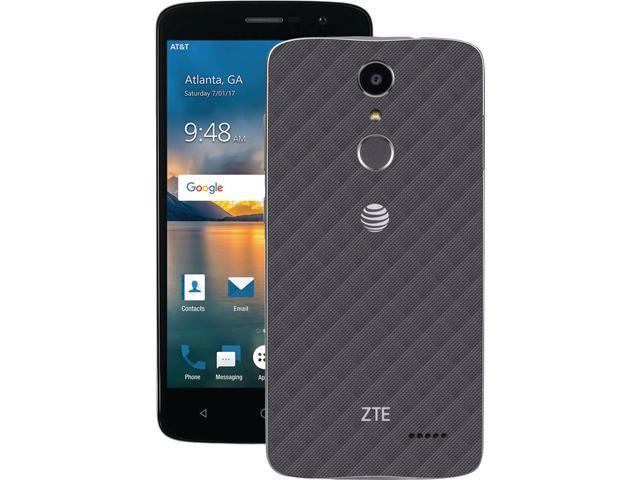 AT&T PREPAID 6029B ZTE Blade Spark Smartphone - Newegg com
