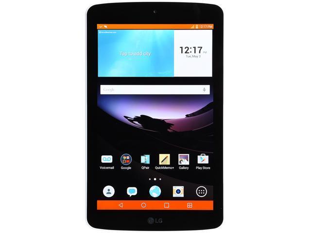Refurbished: LG G Pad 7 0 LG-LK430WTR-P01 White FreedomPop Cell Phone  (Wi-Fi + LTE) - Newegg com