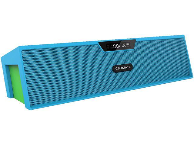 Ceomate CME-8019-Blue Blue New York island bluetooth speaker - Newegg com