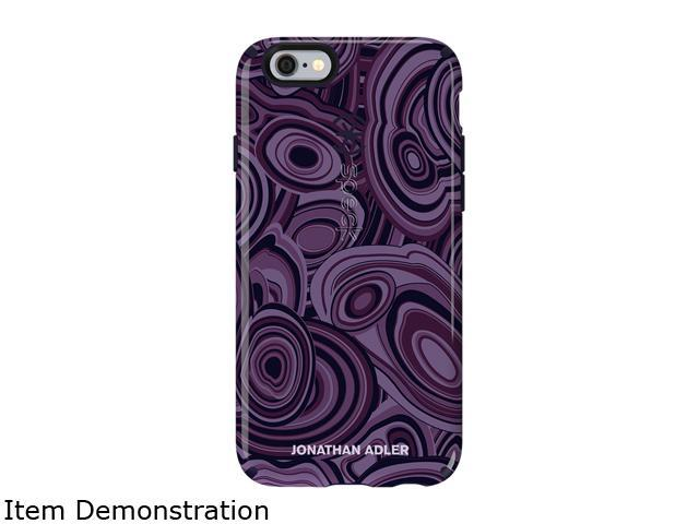 huge discount 8c287 99122 Speck Products CandyShell Inked Jonathan Adler MalachitePurple/BerryBlack  Glossy Case for iPhone 6s & iPhone 6 73990-5126 - Newegg.com
