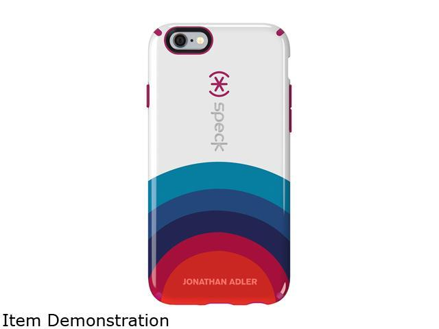 sneakers for cheap 384c9 cfb9f Speck Products CandyShell Inked Jonathan Adler Sunrise/Lipstick Glossy Case  for iPhone 6s & iPhone 6 73990-5127 - Newegg.com