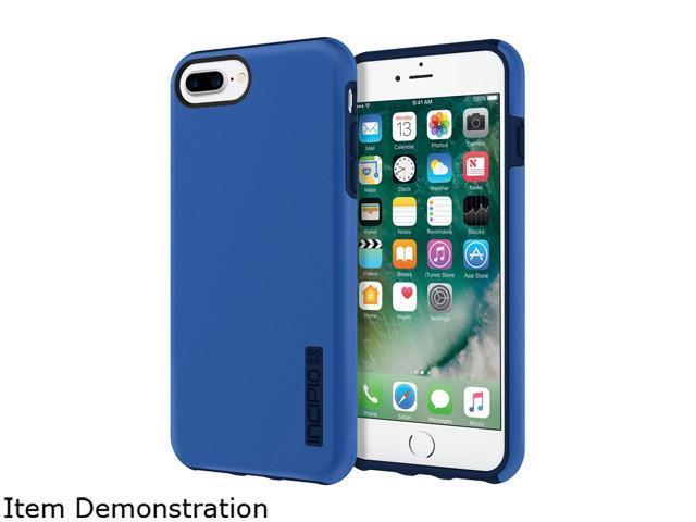 newest 25679 ef9e5 Incipio DualPro Iridescent Nautical Blue/Blue The Original Dual Layer  Protective Case for iPhone 7 Plus IPH-1491-NTB - Newegg.com