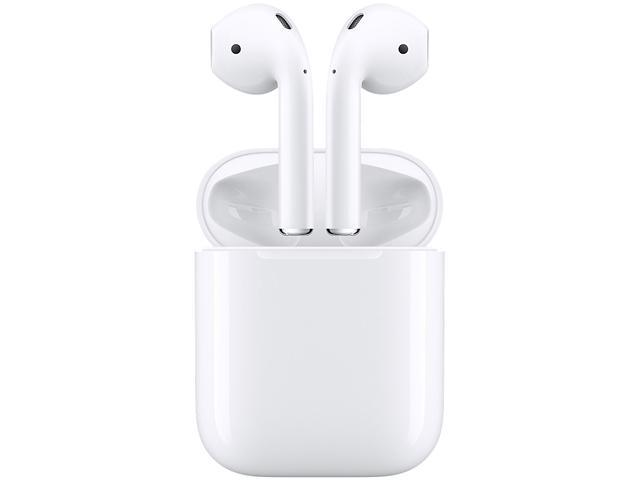 Apple Airpods Wireless Bluetooth Headset White 1st Generation