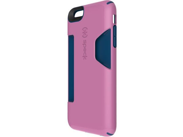 premium selection 863e5 31037 Speck Products CandyShell Card Beaming Orchid Purple/Deep Sea Blue Case for  iPhone 6 Plus SPK-A3215 - Newegg.com