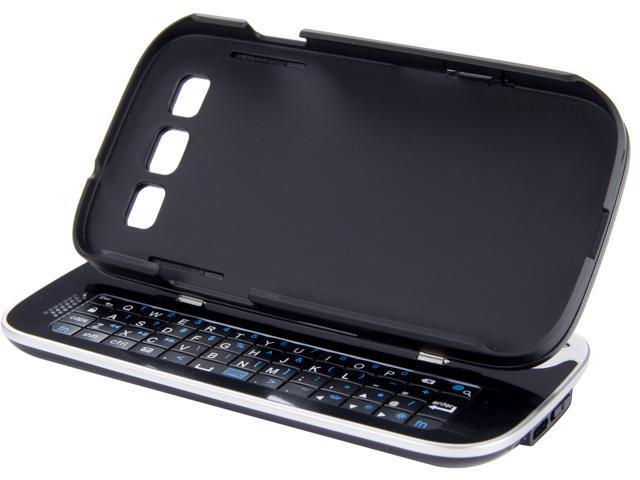 Hype Black Sliding Bluetooth Keyboard with Detachable Case for Samsung  Galaxy S3 HYMA-287-BLK - Newegg com