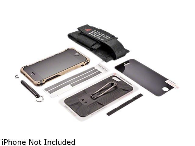 detailed look 73cfb e8169 Element Case Sector 5 Black Ops Elite Black/Black iPhone 5/5S Case  API5-1023-K2HK - Newegg.com