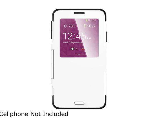 various colors 4aa4a a7a16 Spigen Slim Armor View Smooth White Galaxy Note 3 Case SGP10683 - Newegg.com