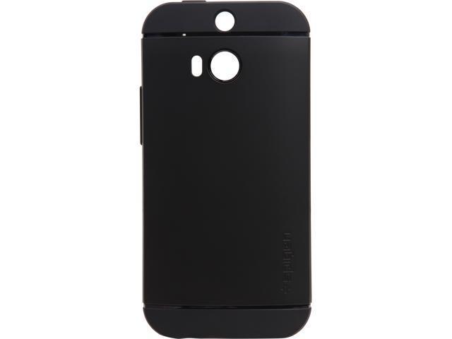 wholesale dealer 2bb3e 976ea Spigen Slim Armor Smooth Black Case for HTC One (M8) SGP10976 - Newegg.ca