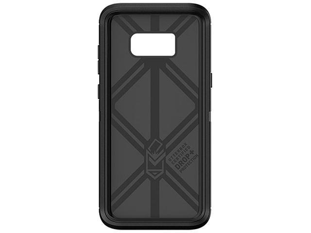 reputable site 0017c e95e4 OtterBox Defender Black Case for Galaxy S8, Pro Pack 77-54641 - Newegg.com