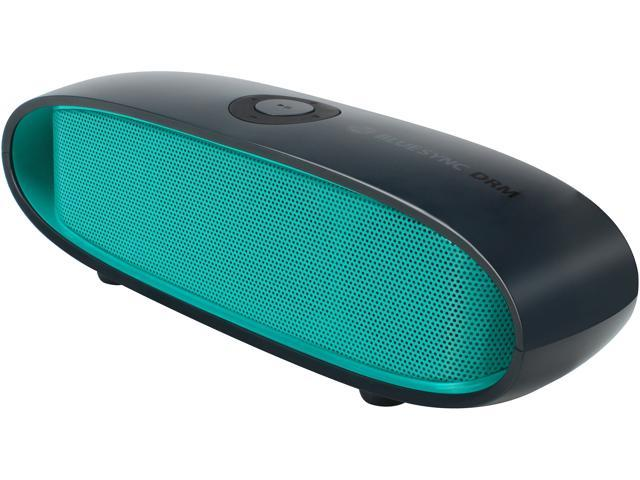GOgroove BlueSYNC DRM Wireless Bluetooth Speaker with 10-Hour Rechargeable  Battery and Integrated Microphone (Green) - Newegg com