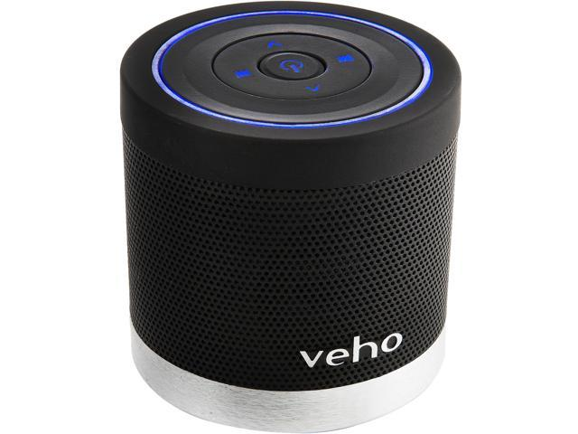 Veho M-4 Bluetooth Portable Rechargeable Speaker (Black)