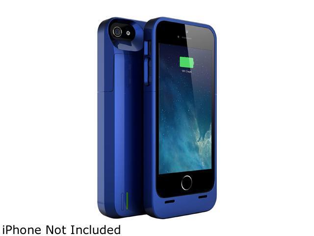 huge selection of 330c3 98449 UNU DX Blue 2300 mAh Protective Battery Case for iPhone 5 / 5S (MFI  Approved) UNU-DX-05-2300BLU - Newegg.com