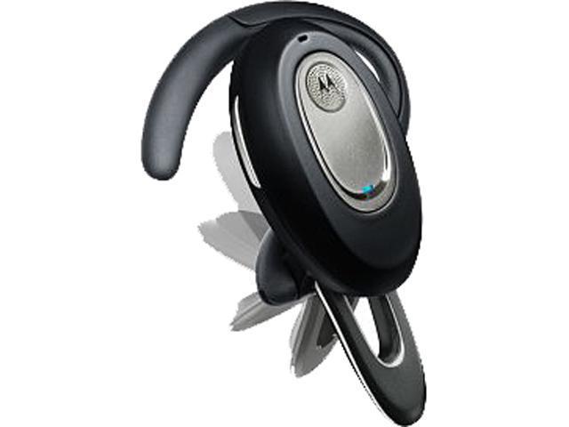 Motorola H730 Black Bluetooth Headset W Advanced Multipoint Dual Microphone Noise Reduction Newegg Com