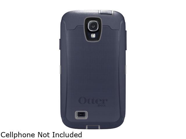 low priced 19071 8c588 OtterBox Defender Marine (Gunmetal Gray / Admiral Blue) Solid Holster for  Samsung Galaxy S4 77-27761 - Newegg.com
