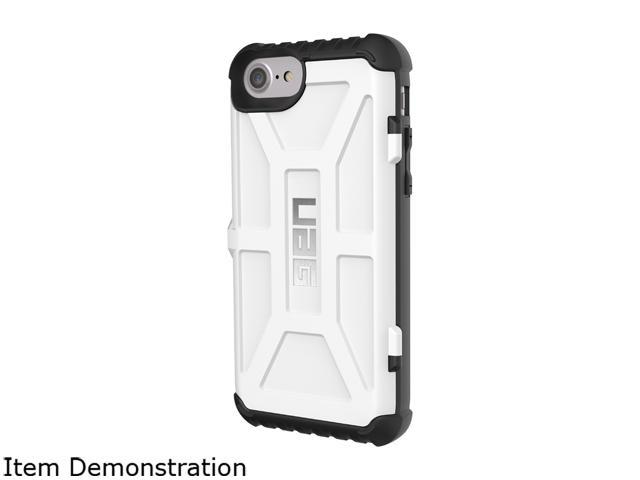 sale retailer 8f594 8bb63 UAG iPhone 8 / iPhone 7 / iPhone 6s [4.7-inch screen] Trooper Card Case  [WHITE] Case - Newegg.com