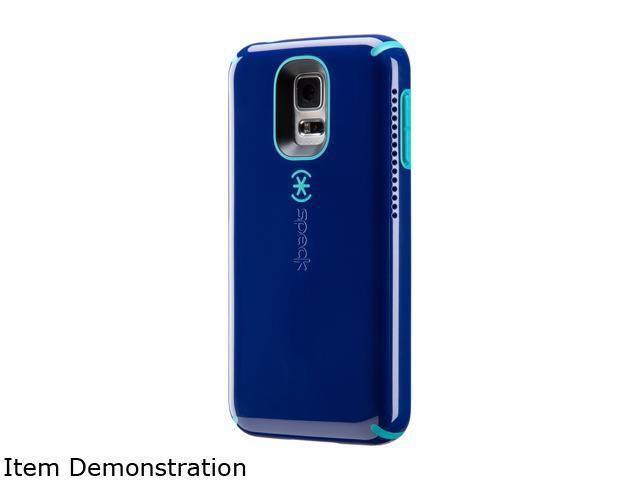 on sale e785c 76206 Speck Products Cadet Blue, Caribbean Blue CandyShell Amped Samsung Galaxy  S5 Case SPK-A3040 - Newegg.com