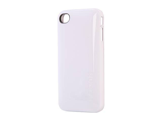 Incipio Glossy White OffGrid Battery Case for iPhone 4 - Glossy White  IPH-566 - Newegg com