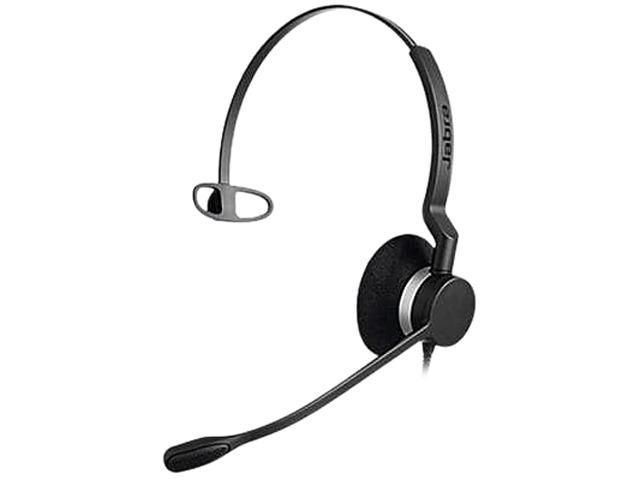 Jabra 2300 230 09 Biz 2300 Corded Headset With Usb Adapter Newegg Com