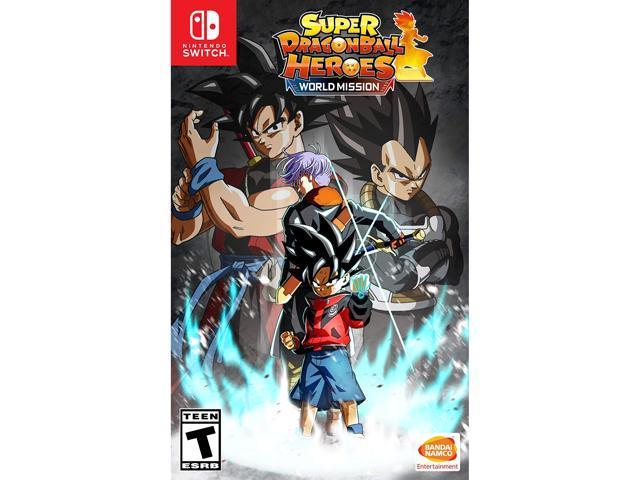 Super Dragon Ball Heroes World Mission Nintendo Switch Newegg Com