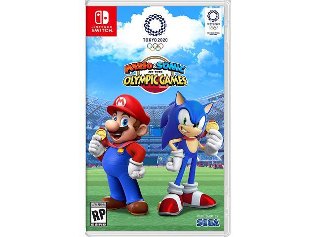2020 Thor Winter Olympics.Mario Sonic At The Olympic Games Tokyo 2020 Nintendo Switch