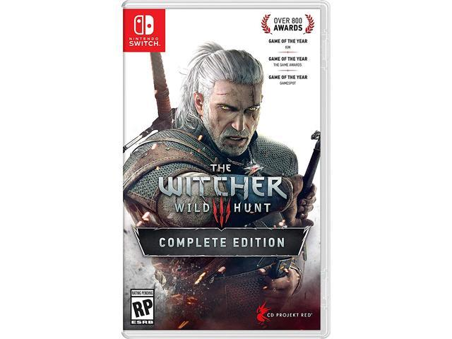 Witcher 3: Wild Hunt Complete Edition - Nintendo Switch - Newegg com