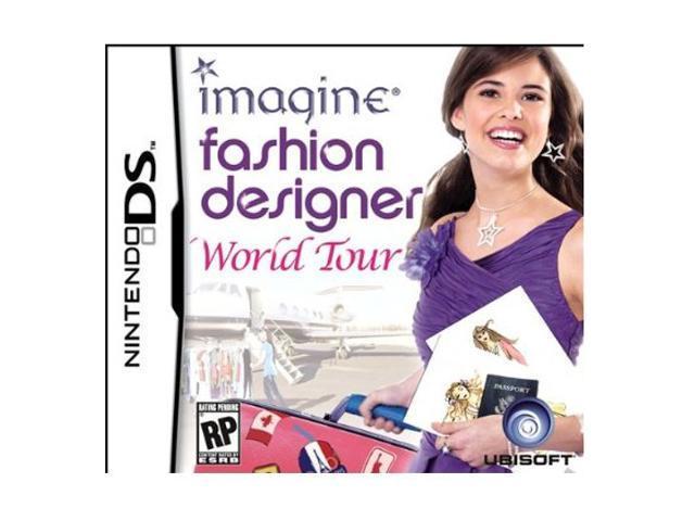 Imagine Fashion Designer World Tour Nintendo Ds Game Newegg Com