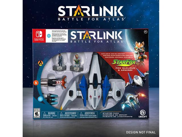 Starlink: Battle for Atlas Starter Pack - Nintendo Switch - Newegg com