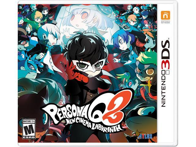 Persona Q2: New Cinema Labyrinth - Nintendo 3DS - Newegg com