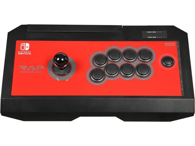 HORI Real Arcade Pro V Hayabusa Fight Stick - Nintendo Switch - Newegg com