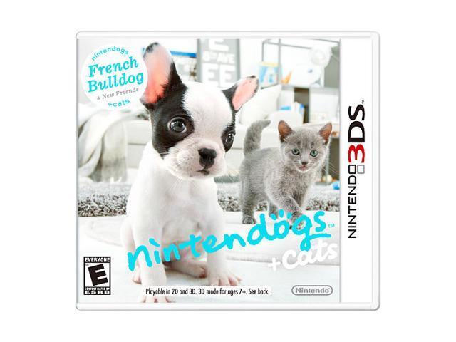 nintendogs + cats: Golden Retriever & New Friends for Nintendo 3DS ...   480x640